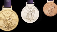 Olympic Medals 2012 image